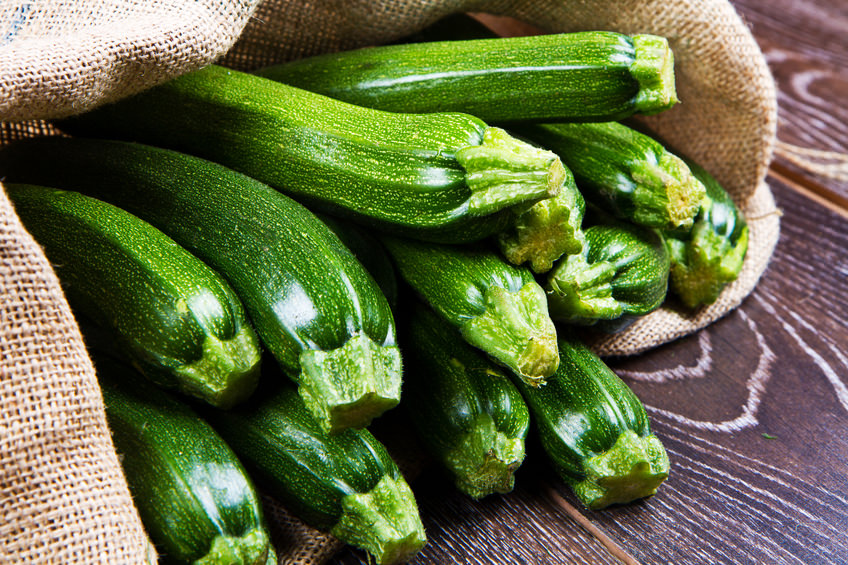 Courgettes sport